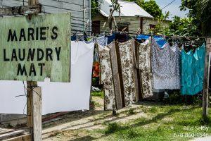 The Caye Caulker Laundry