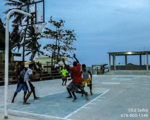 Caye Caulker Basketball