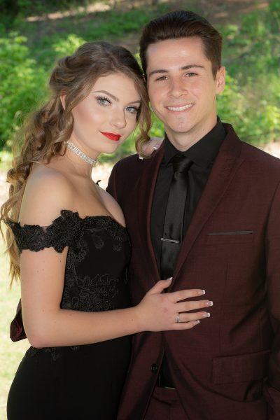 Ashleigh Burnette   Prom Photos